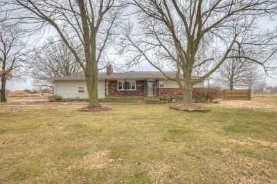 Newton County Single Family Home For Sale: 12159 Norway Road