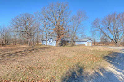 Newton County Farm & Ranch For Sale: 4906 Calvin Lane
