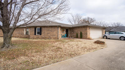 Jasper County Single Family Home For Sale: 2511 S McConnell Court