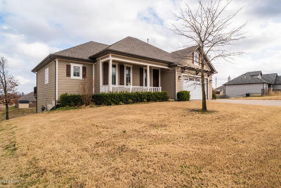 Jasper County Single Family Home For Sale: 3007 Jennifer