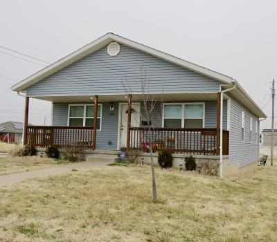 Barry County, Barton County, Dade County, Greene County, Jasper County, Lawrence County, McDonald County, Newton County, Stone County Single Family Home For Sale: 2401 S Wall