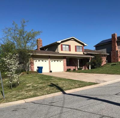 Jasper County Single Family Home For Sale: 3132 S Monroe