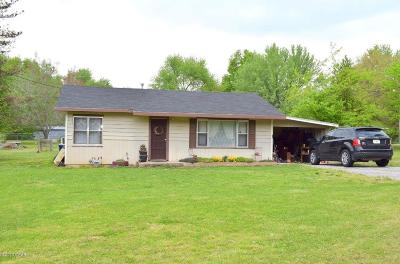 Newton County Single Family Home For Sale: 1819 Olive Street