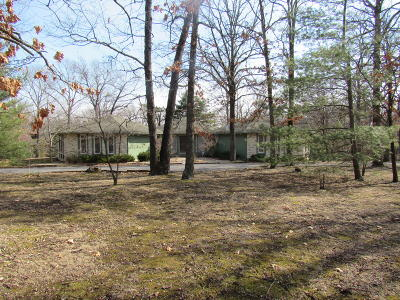 Newton County Single Family Home For Sale: 5815 Northridge Road