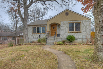 Newton County Single Family Home For Sale: 3511 S Pearl