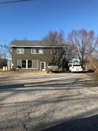 Newton County Single Family Home For Sale: 940b Industrial Drive