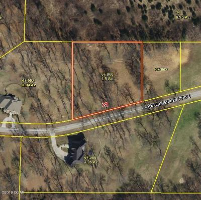 Newton County Residential Lots & Land For Sale: Lot 2 Eagle Valley Drive