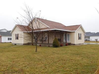 Jasper County Single Family Home For Sale: 2540 Jonathan Street