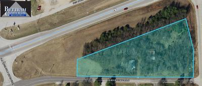 Neosho Residential Lots & Land For Sale: Swc Hwy 60/59 & Howard Bush Dr Road