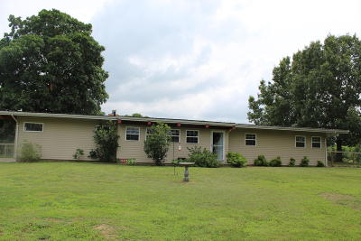 Newton County Single Family Home For Sale: 19873 Newton Road