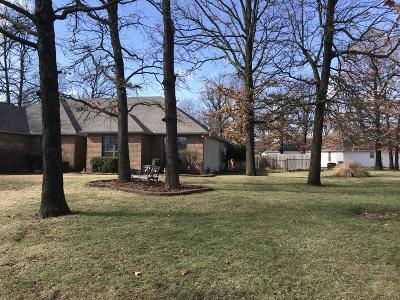 Jasper County Single Family Home For Sale: 503 Eagle Circle