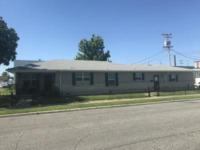 Jasper County Single Family Home For Sale: 1202-1204 S Joplin