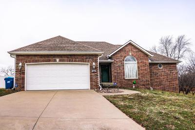 Jasper County Single Family Home For Sale: 1804 N Ketron