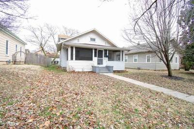 Jasper County Single Family Home For Sale: 527 N Sergeant Avenue