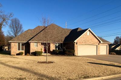 Jasper County Single Family Home For Sale: 2701 N Miller