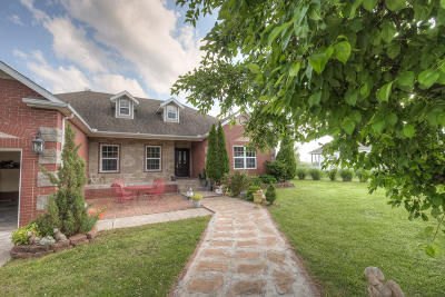 Jasper County Single Family Home For Sale: 1172 Sunrise Drive