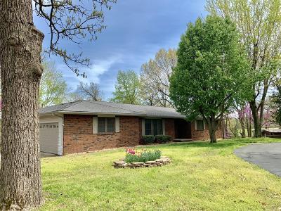 Newton County Single Family Home For Sale: 2109 Dixieland Lane