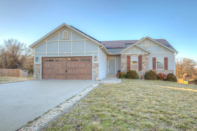 Jasper County Single Family Home For Sale: 1437 Matthew Circle