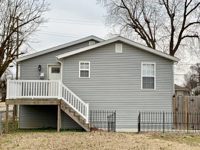 Jasper County Single Family Home For Sale: 530 S Brownell Avenue