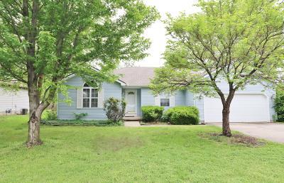 Jasper County Rental For Rent: 1023 Meadowview