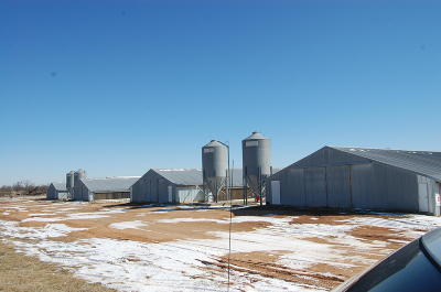 Newton County Farm & Ranch For Sale: Redbud