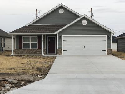 Jasper County Rental For Rent: 2203 S Pearl