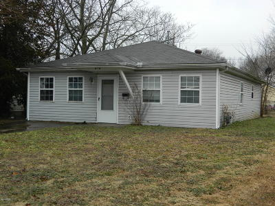 Jasper County Single Family Home For Sale: 818 S Indiana Avenue