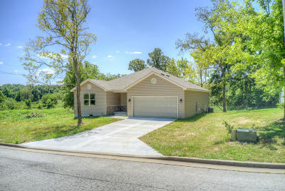 Jasper County Single Family Home Active With Contingencies: 2006 Marigold Street