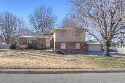 Jasper County Single Family Home For Sale: 2110 Carolina
