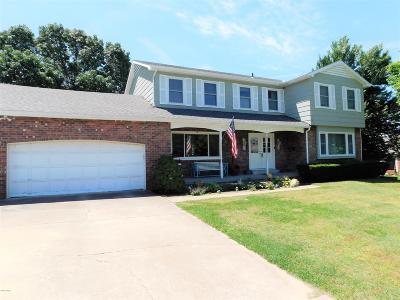 Jasper County Single Family Home For Sale: 1030 Arcadia