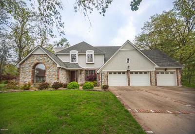 Newton County Single Family Home For Sale: 831 Rustic Ridge