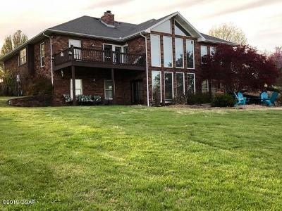 Newton County Single Family Home For Sale: 5170 Westwind