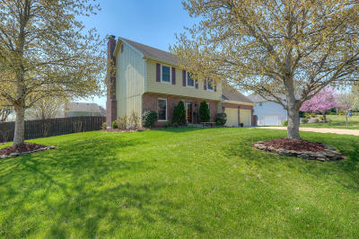Newton County Single Family Home For Sale: 2130 E 35th Street