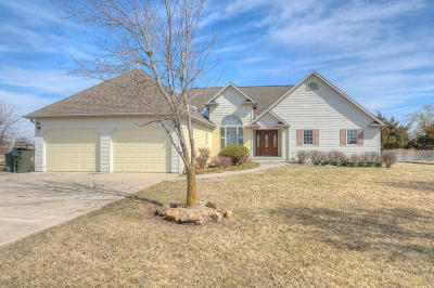 Barry County, Barton County, Dade County, Greene County, Jasper County, Lawrence County, McDonald County, Newton County, Stone County Single Family Home For Sale: 382 NW 110th Lane