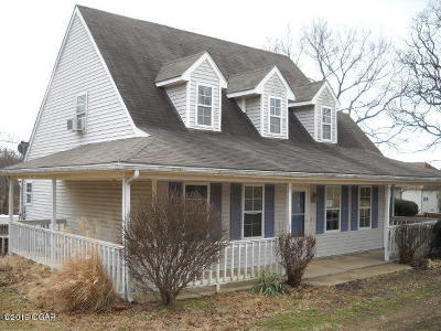 Newton County Single Family Home For Sale: 5200 Courtney Lane