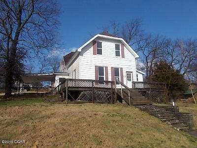 Jasper County Single Family Home For Sale: 219 S 7th Street