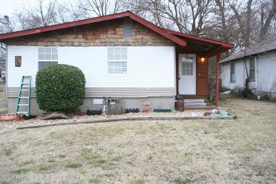 McDonald County Single Family Home For Sale: 505 N Chapman Street