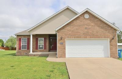 Jasper County Rental For Rent: 1023 Copper Oaks Drive