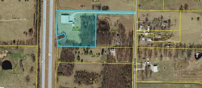 Barry County, Barton County, Dade County, Greene County, Jasper County, Lawrence County, McDonald County, Newton County, Stone County Commercial For Sale: 11500 SE Hammer Road