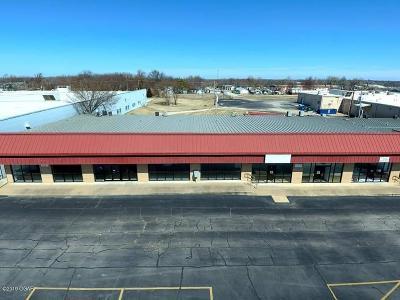 Jasper County Rental For Rent: 1651 W 7th Street #16
