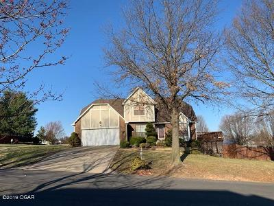 Jasper County Single Family Home For Sale: 2020 Twin Hills Drive