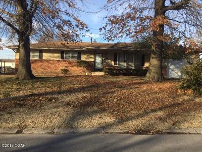 Newton County Single Family Home For Sale: 809 E 33rd Street