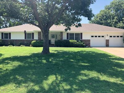 Carthage MO Single Family Home For Sale: $179,900