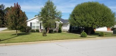 Neosho MO Single Family Home For Sale: $152,900