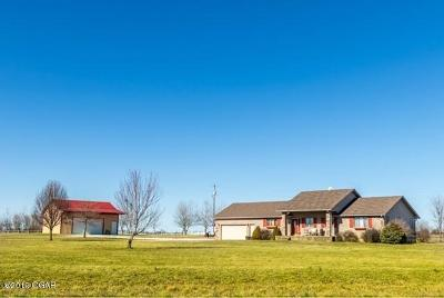 Carl Junction MO Single Family Home For Sale: $278,000