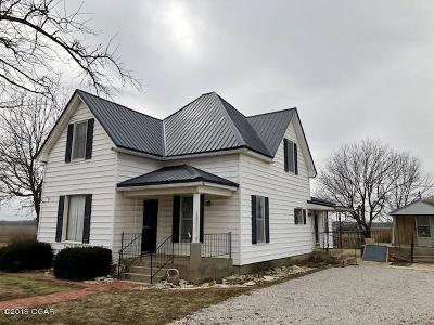 Jasper County Single Family Home For Sale: 15751 Baseline Boulevard