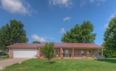 Jasper County Single Family Home For Sale: 9487 County Road 260