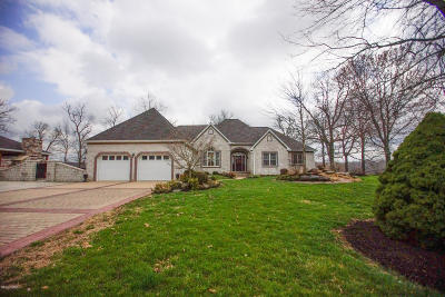 Neosho MO Single Family Home For Sale: $749,900
