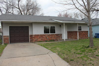 Jasper County Single Family Home For Sale: 3007 W 15th Street