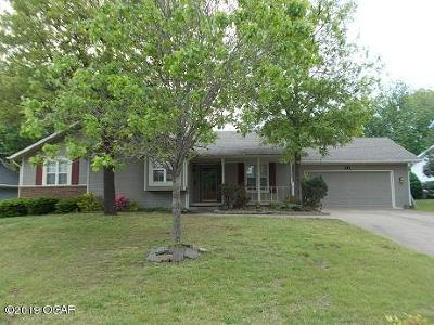 Newton County Single Family Home For Sale: 3709 Norman Drive